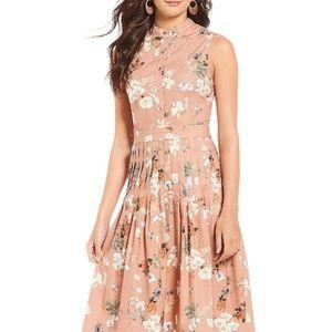 Antonio Melani Sleeveless Floral Dress
